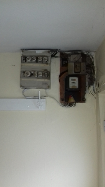 A fuse box upgrade — The Quote Quote For New Fuse Box on